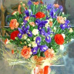 Fresh Up Marker Mothers Day Bouquet from Flower Biz Christchurch