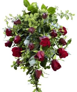 Rose natural sheaf from Flower Biz Christchurch
